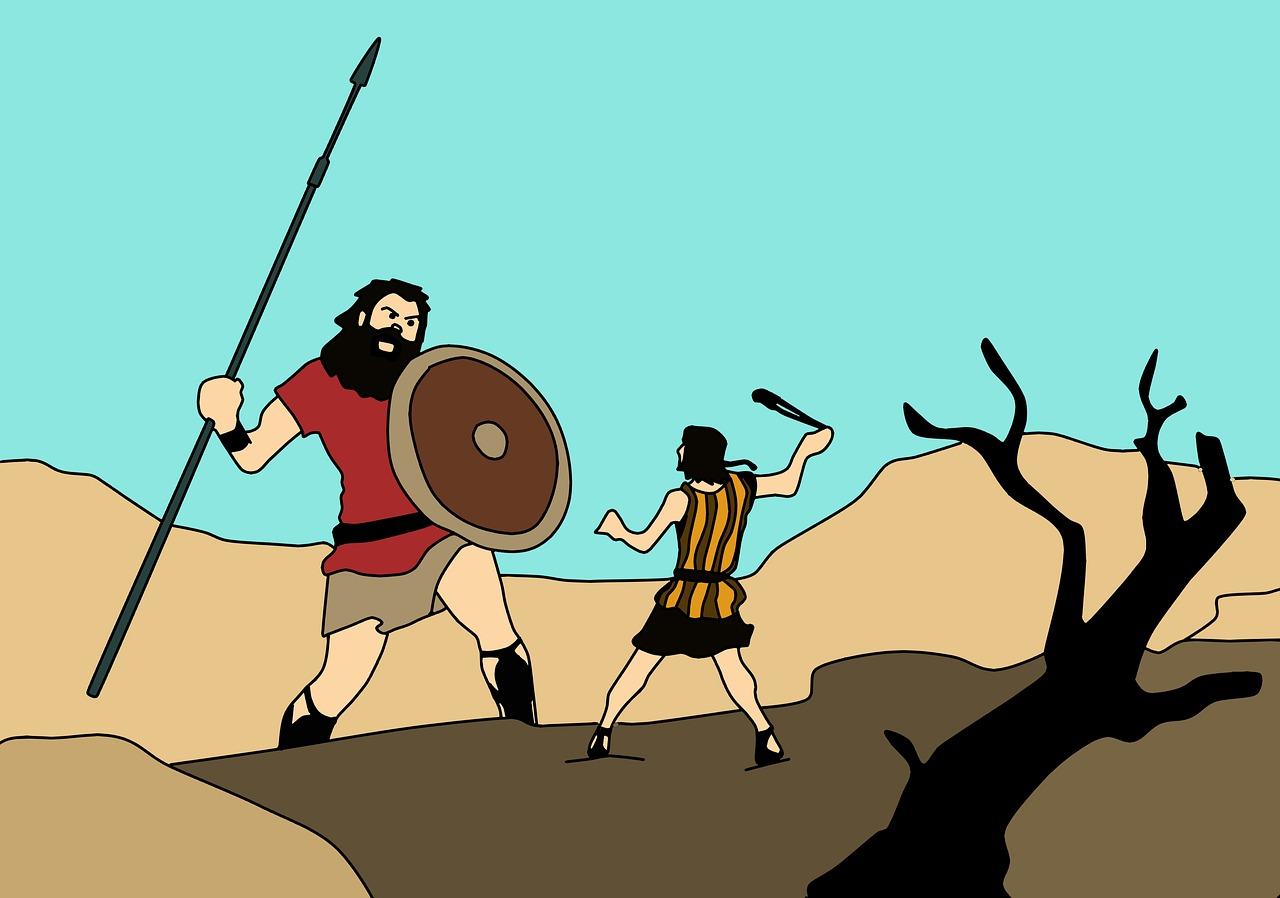 children u0027s bible study david and goliath first united methodist
